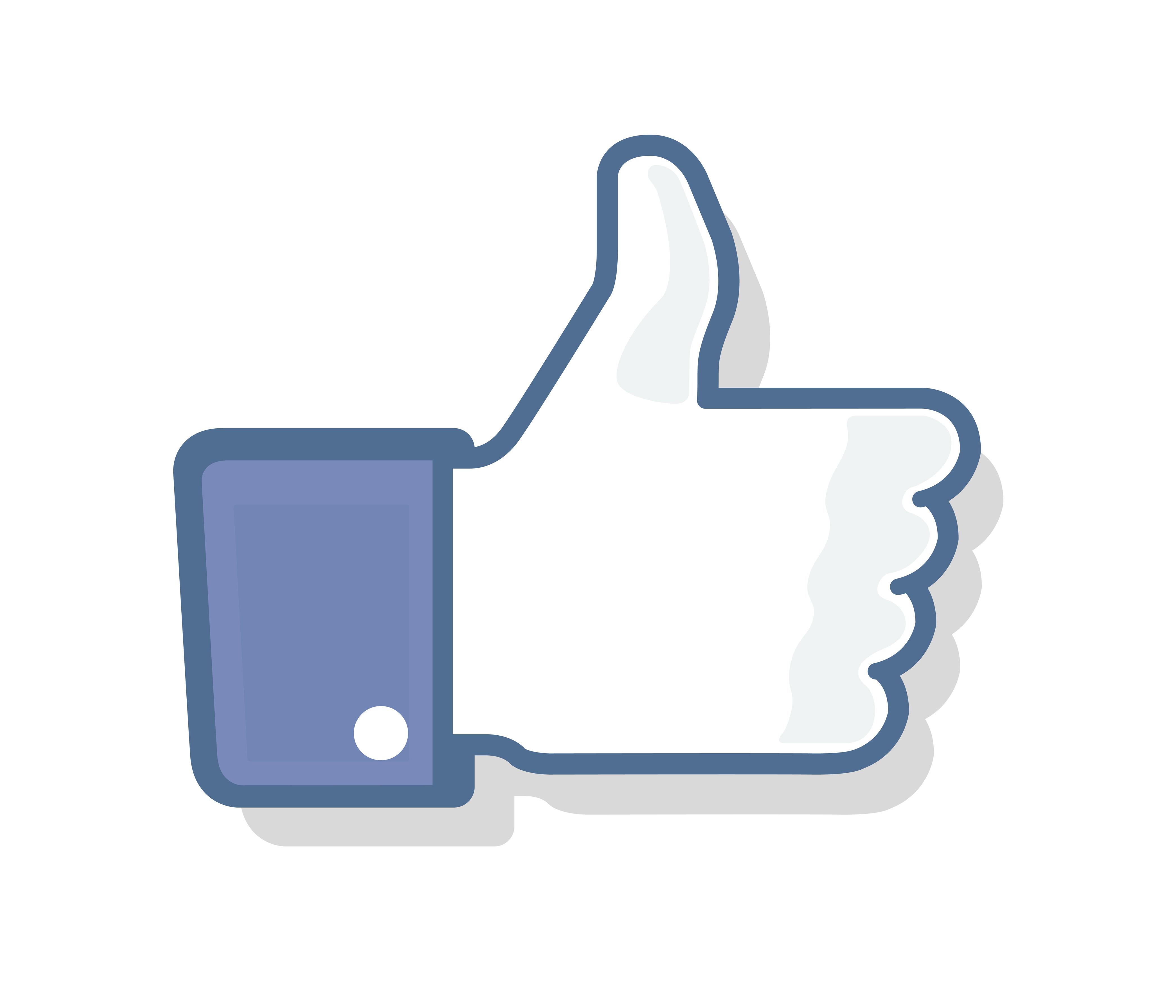 J'aime de Facebook (réseau social)